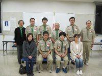 【ボーイ隊】1級進級おめでとう(2015/04/04)